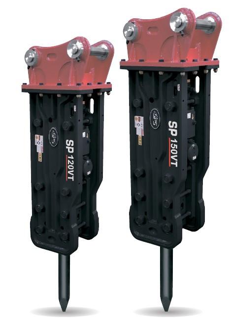 Гидравлический молот SPS ENG SP 135VT