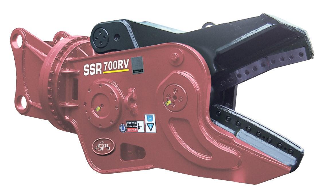 Гидроножницы SPS ENG SSR 700RV