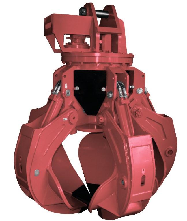 Грейфер для металлолома SPS ENG SSA 1500