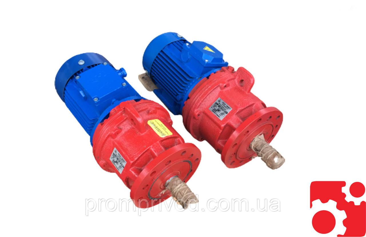Мотор-редуктор 3МП-40 (18 об/мин, 0,75 кВт)