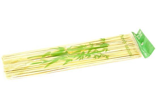 Шпажки бамбукові 30 см, 90 шт