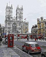 "Картина по номерам. Rainbow Art ""Вечерний Лондон"" GX30105-RA"