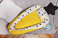 Гнездо-кокон для новорожденных Добрый Сон