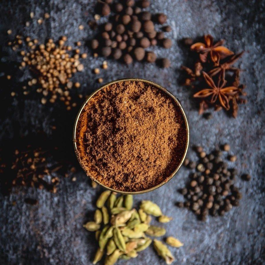 Масала чай ЭКСТРА, 35 грамм. Чай. Масала чай. Композиция отборных молотых пряностей для пряного чая с молоком