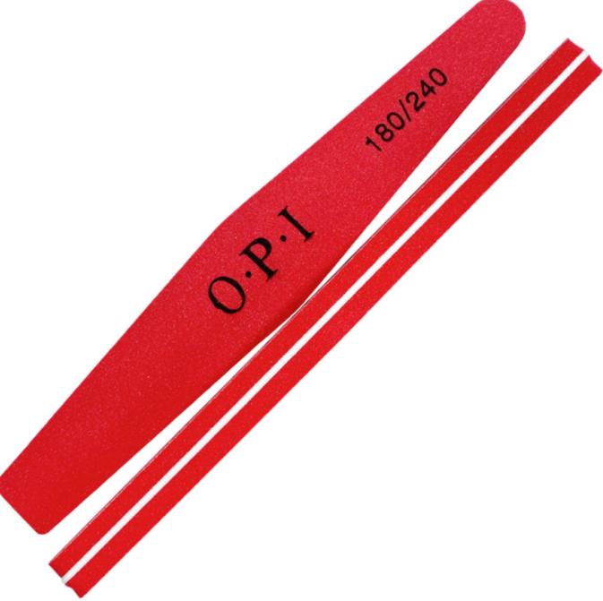 Двостороння пилка баф OPI 180\240