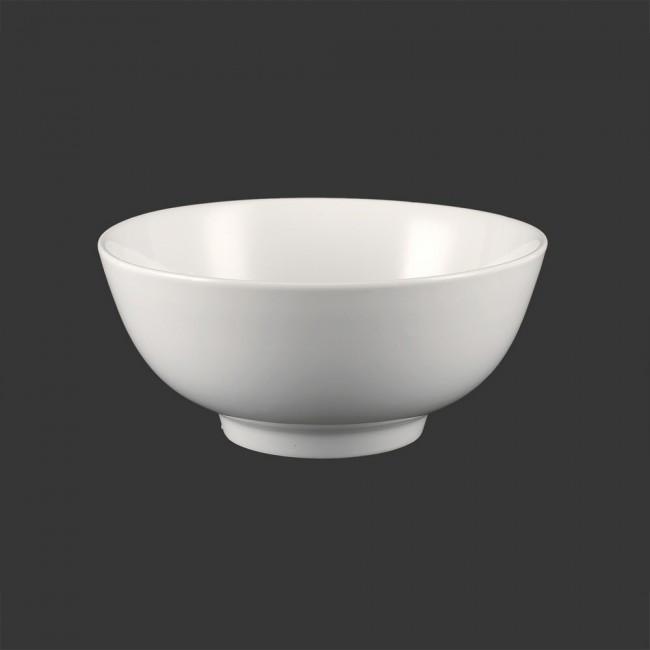 Салатник фарфоровый белый 175мм