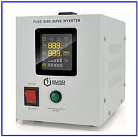 ИБП Europower PSW-EPW800TW12 (480 Вт) 5А/10А 12В с чистой синусоидой, фото 1