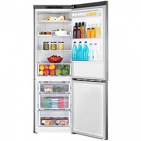 Холодильник с морозильной камерой Samsung RB31HSR2DSA, фото 2