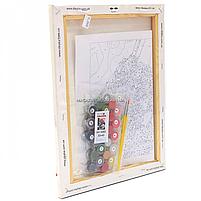 Картина по номерам Идейка «Наслаждаясь моментом» 30x40 см (КНО5583), фото 2