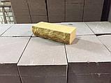Облицювальна цегла жовтий скеля 250*90*65мм, фото 2