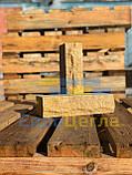 Облицювальна цегла жовтий скеля 250*90*65мм, фото 3