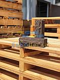 Облицювальна цегла коричневий скеля 250*90*65мм, фото 2