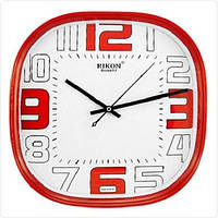 Годинник Rikon 2251 Red Настінні