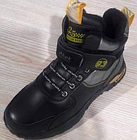 Ботинки зимние для мальчика  ТМ EeBb  В37-2, фото 1