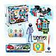Детский игровой набор робот Tobot Deltatron из серии тоботы с роботом-трансформером, игровыми фигурками героев, фото 7