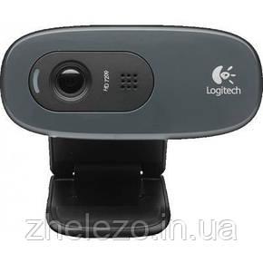 Веб-камера Logitech C270 HD (960-001063), фото 2