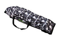 Чехол-рюкзак для сноуборда WGH Черно-белый