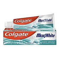 Зубная паста Colgate MaxWhite Whitening Crystals 100 мл (6920354824845)