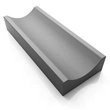 Водосток малый сухопресс, 32*16*6 см, серый