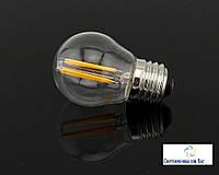 Светодиодная лампа Feron - filament LB-161 6W E27 2700K 6w для общего и декоративного освещения, фото 1