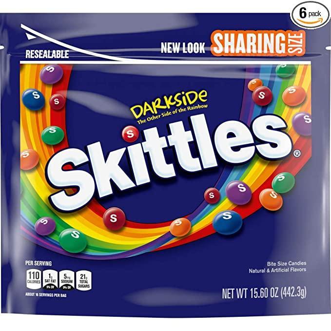 Драже Skittles Darkside 442 g