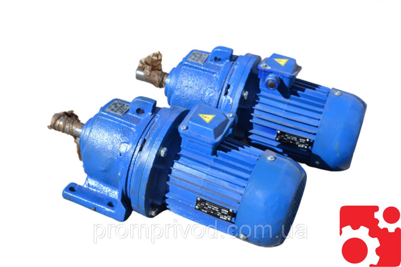 Мотор-редуктор 3МП-40 (35,5 об/мин, 1,1 кВт)