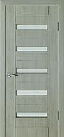 Двери межкомнатные Персей дуб грей (дуб крем)