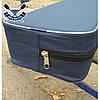 Висока м'яке лодочное сидіння Bark для надувного човна м'яка накладка Барк сидушка на банку 10х65х20 см, фото 3