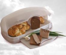 Хлебница с кухонной доской