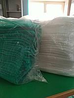 """ШАПКА ФЛІЗЕЛІНОВА ГОЛУБА І ЗЕЛЕНА, РОЖЕВА,Шапочка флизелиновая одноразовая,Шапочка флизелин/спанбонд """"гармошка, фото 1"""
