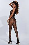 Сексуальна боді сітка сексуальная боди-сетка комбинезон бодистокинг эротическое белье, фото 2