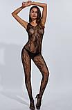 Сексуальна боді сітка сексуальная боди-сетка комбинезон бодистокинг эротическое белье, фото 4