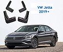 Брызговики MGC Volkswagen Jetta (Фольксваген Джетта) 2019+ г.в. Америка комплект 4 шт, фото 4