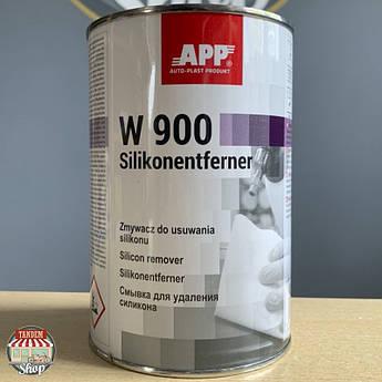 Змивка для видалення силікону (знежирювачах) APP W 900, 1 л