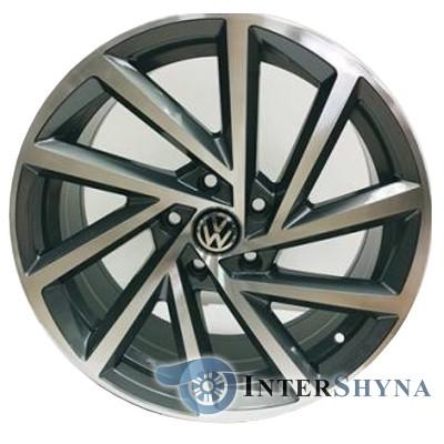 Литі диски Replica Volkswagen CT1108 7.5x17 5x112 ET45 DIA57.1 GMF