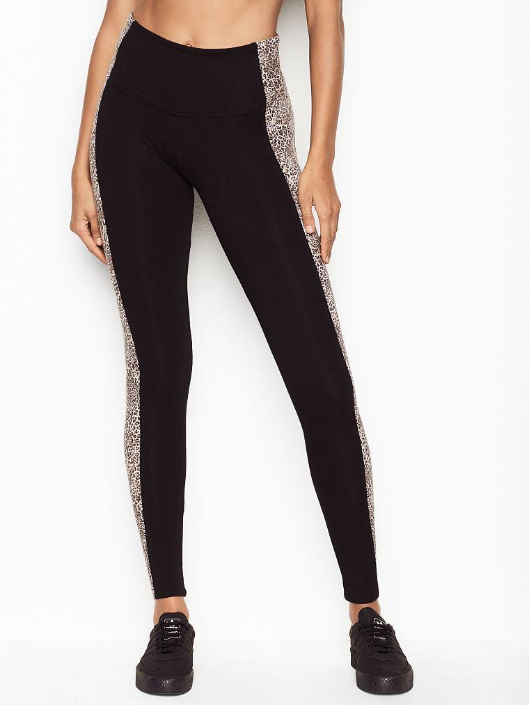 Лосины спортивные Victoria's Secret  art974014 (Черный, размер S)