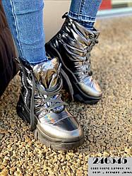 Ботинки женские F 2015