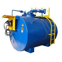 Контейнерная мини-АЗС 20000 литров