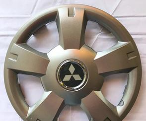 Колпаки Mitsubishi R14 (Комплект 4шт) SJS 201