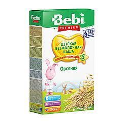Безмолочна каша Bebi Premium Вівсяна, 5+, 200г