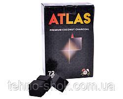 Уголь кокосовый для кальяна ( 72 куб) Coco Atlas