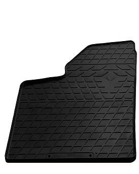 Водительский резиновый коврик для  ВАЗ 2110  1996-2010 Stingray