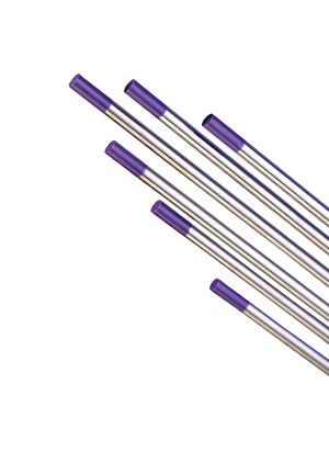Вольфрамовые электроды Е3 фиолетовые Binzel (с добавками оксидов)       WE - D 3,2 / 175 мм
