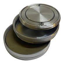 Оснастка металлическая карманная для печати 50 мм