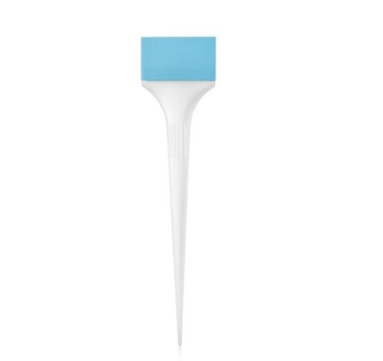 Eurostil Кисть для окрашивания силикон прямая (04297)