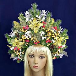 Кокошник корона Лесная фея