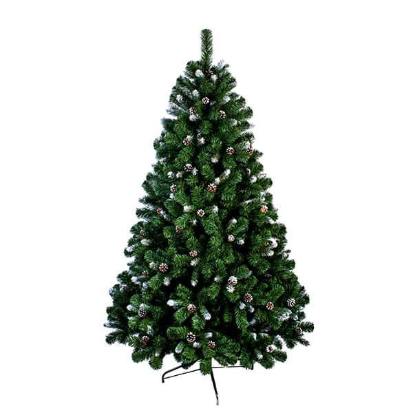 Новогодняя Искусственная Елка «Праздничная» 1,6 м | 160 cм. из Пленки ПВХ