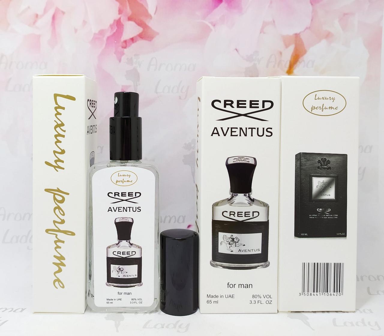 Тестер VIP Luxury Perfume Creed Aventus (Крид Авентус) 65 мл