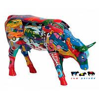 Колекційна статуетка корова Brenner Mooters, фото 1