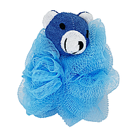 Мочалка (Синяя)